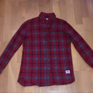 Madewell Penfield Flannel